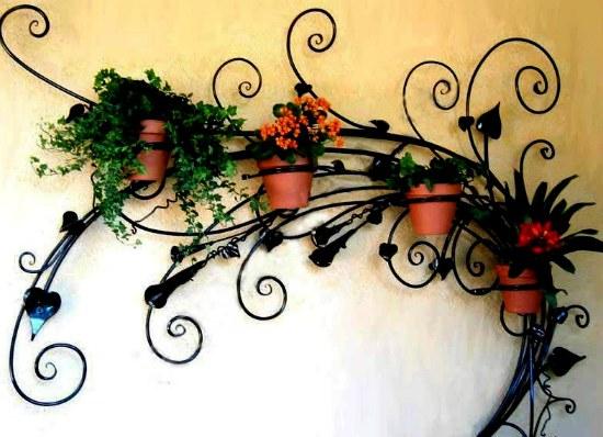 Милі і вражаючі ідеї підставок для квітів
