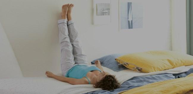 Вот почему нужно ежедневно поднимать ноги вверх на 20 минут!
