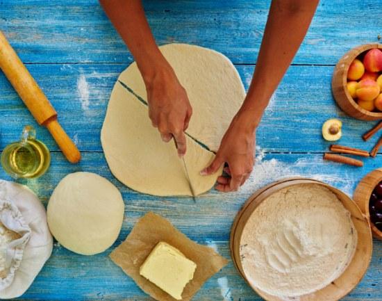 Як приготувати смачні рогалики без яєць і молока
