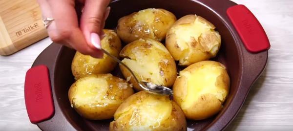 Картопля по-австралійськи - готується дуже просто