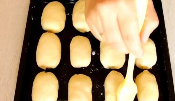 Супер швидкі пиріжки - незвичайний спосіб формування
