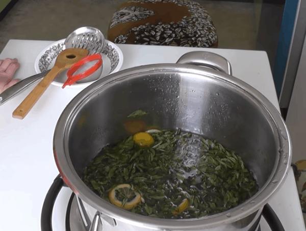 М'ятний сироп на зиму: ласощі з ароматом літа