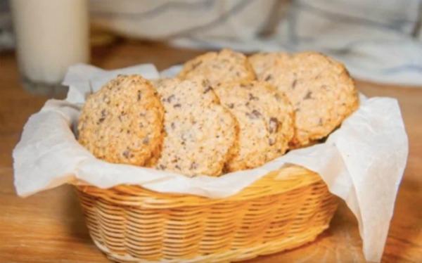 Вівсяне печиво як відмінний літній сніданок для дітей
