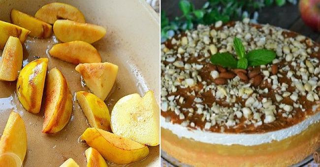 Чудовий чеський яблучний пляцок: покроковий рецепт