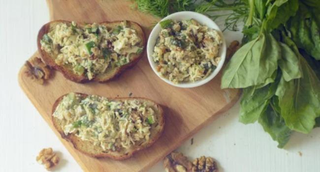 Закуска з кабачків «Поки смажиться шашлик»: з'їдається моментально