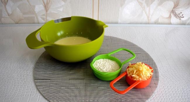 Кабачкові кільця в сирному клярі: найшвидший рецепт