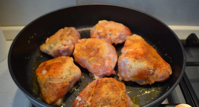 Ситна вечеря з м'яса птиці. Просто, смачно, бюджетно
