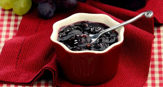 Як приготувати джем з винограду - простий рецепт