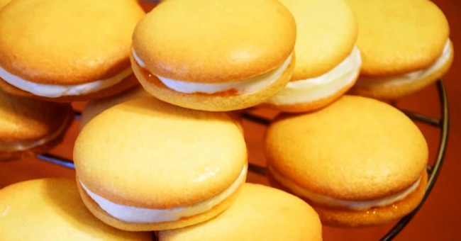 Повітряне тістечко на французький манер всього за 20 хвилин!