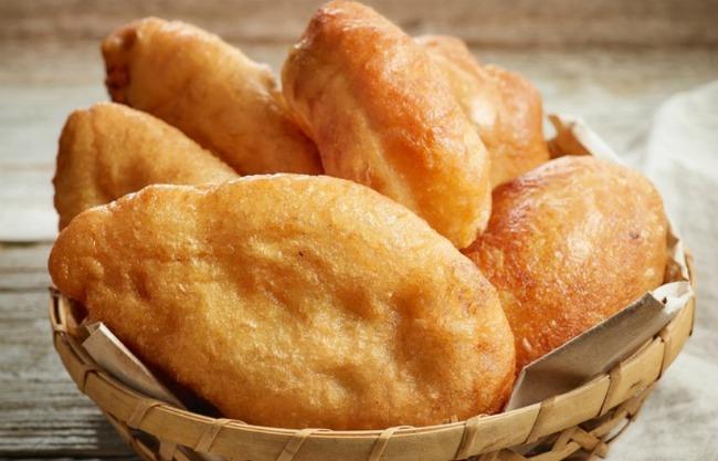 Рецепт дріжджового тіста для виготовлення смажених пиріжків