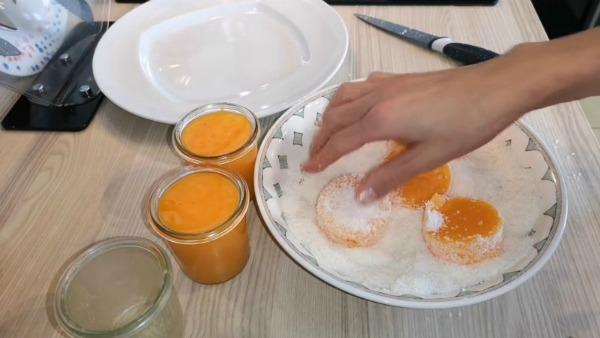 Мандариновий лукум - незвичайний рецепт домашнього десерту