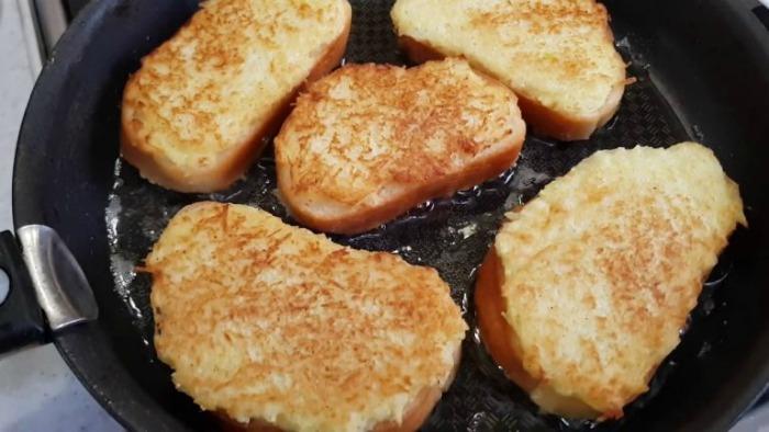 Рецепт знахідка. Такі гарячі бутерброди готую щотижня