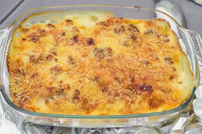 Куряча печінка з сиром - смачний італійський рецепт