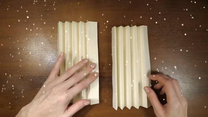 3D сніжинки: просто і ефектно!