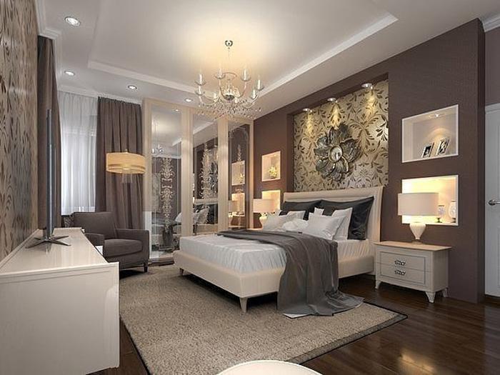 Як зробити свою спальню красивою? 20 розкішних дизайнерських ідей