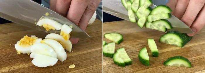 Рецепт приголомшливого салату «Косичка» за 5 хвилин
