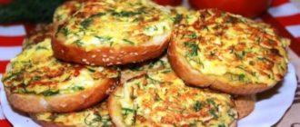 Смачні і прості бутерброди, рецепт