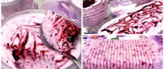 Сметанний десерт, рецепт