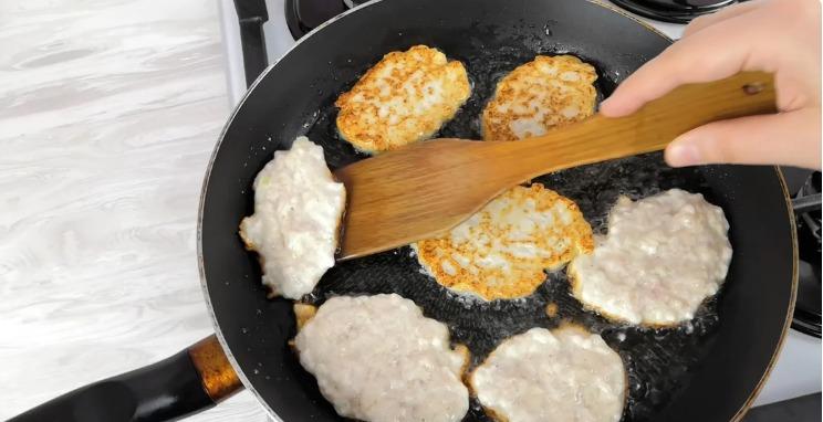Стакан кефіру плюс курячий фарш - виходить бездоганна страва