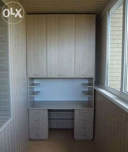 17 унікальних ідей, як зробити меблі для балкона