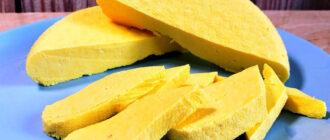 Домашній сир, простий рецепт
