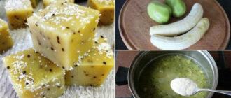 Мармелад з бананом і ківі, рецепт