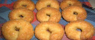 Італійське домашнє цукрове печиво, рецепт