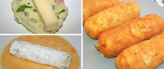 Апетитна закуска з сиру - рецепт приготування