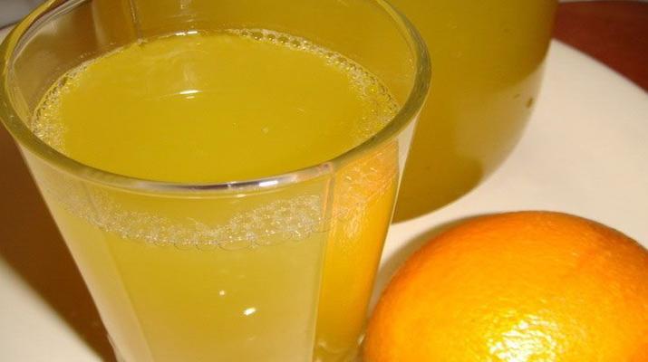 Домашній лимонад з апельсинових кірок - відмінний рецепт