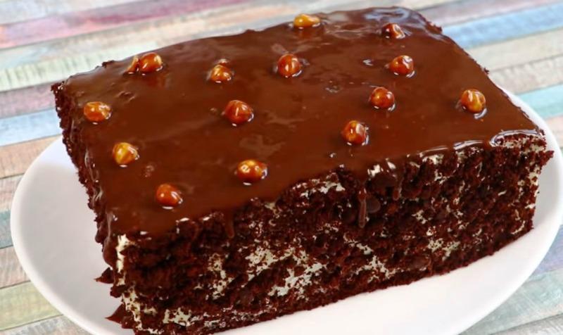 Домашній торт - рецепт смачної випічки