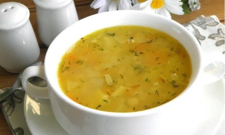 Гороховому суп - як правильно підготувати горох