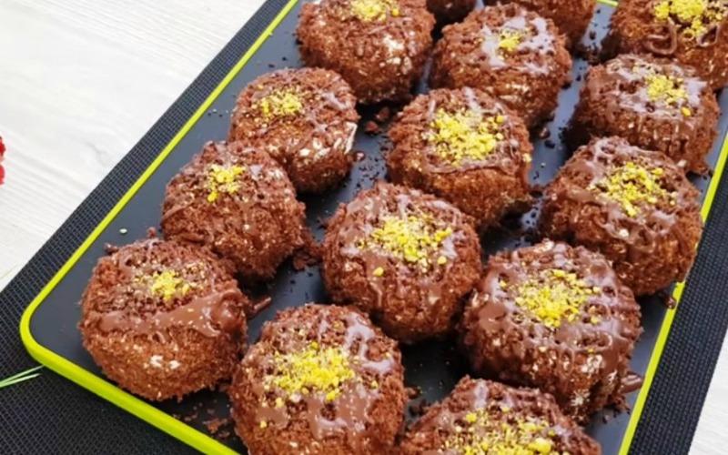 Шоколадні тістечка: ніжні як хмара - відмінний рецепт
