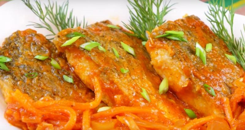 Ніжна риба - детальний рецепт