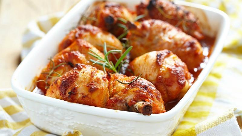 Приготування курячих гомілок - відмінний рецепт