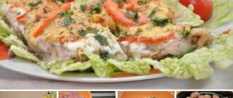 Смачна запечена риба - детальний рецепт