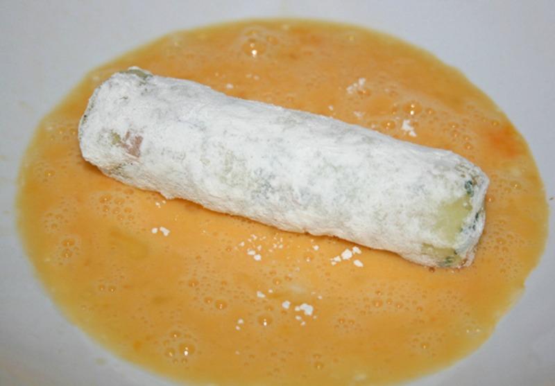 Рецепт ситної і апетитною закуски з сиру