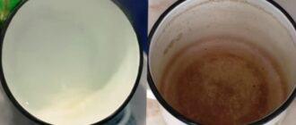 Як очистити емальований посуд - простий посуд