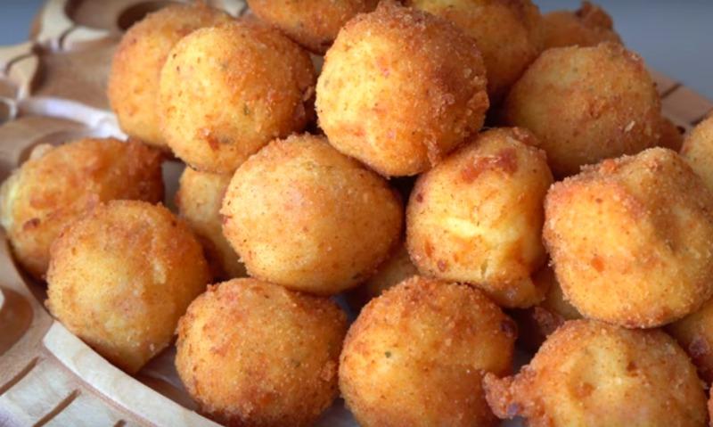 Закуска з картопляного пюре - рецепт приготування