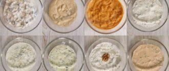 Смачні соус на сметані, вісім рецептів приготування