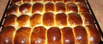 Здобне тісто, рецепт приготування