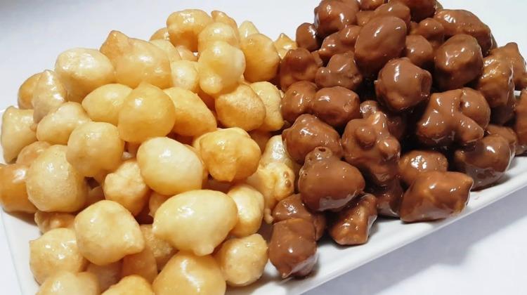 Десертні кульки, рецепт приготування