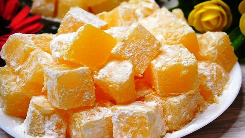 Гора цукерок за 15 хвилин, рецепт приготування