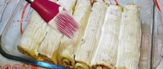 Кабачкові брізолі - рецепт приготування