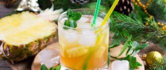 Освіжаючий напій з хвої, рецепт приготування