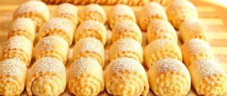 Улюблена сирне печиво, рецепт приготування