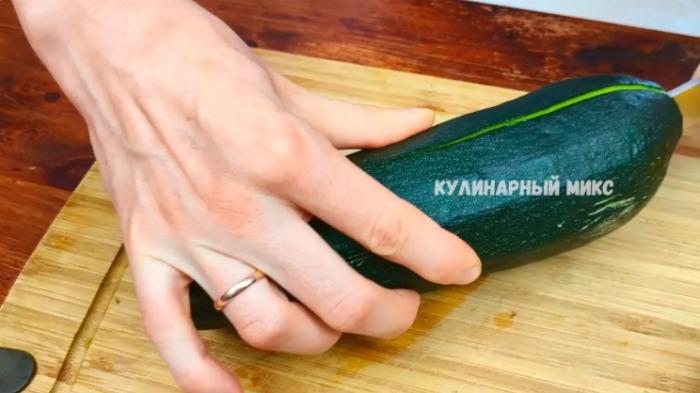 Кабачки взимку більше не купую: показую новий метод, як я заготовлюю їх на зиму
