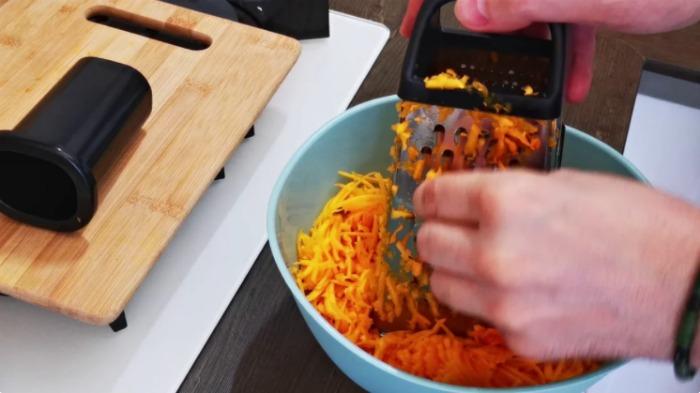 Мама навчила готувати смачні страви із звичайного гарбуза. Тепер це фірмова страву в нашій родині!