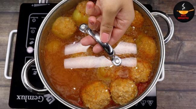 Можна навіть не вміти готувати, дуже простий рецепт смачного фаршированого перцю