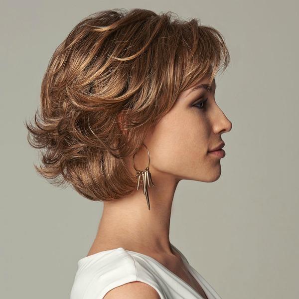 10 стильних і ефектних варіантів стрижки «Італійка» для жінок 40-50 років