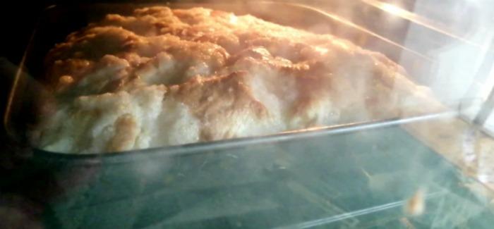 Знаменитий цукровий пиріг. Найсмачнішої і ніжнішої випічки зі здобного тіста я ще не їла
